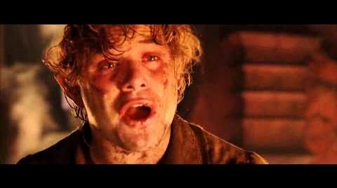LOTR The Return Of The King - Mount Doom - The Crack Of Doom