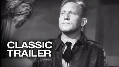 Thirty Seconds Over Tokyo Official Trailer 1 - Van Johnson Movie (1944) HD