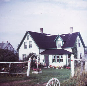 Maison de Lucille Arsenault House