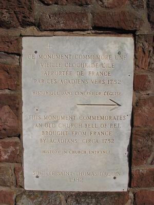 Monument de la cloche de Rollo Bay Bell Monument 2