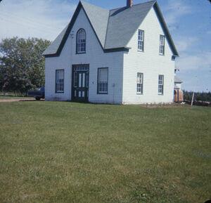Maison de Charles E. Arsenault House