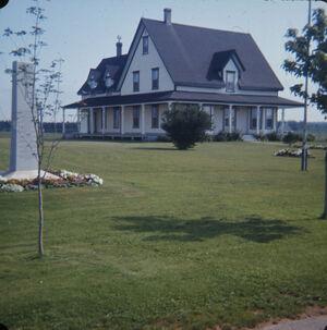 Presbytère de Baie-Egmont Parish House