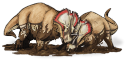250px-Centrosaurus dinosaur