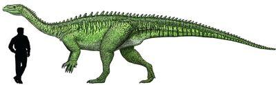 Plateosaurus tamaño