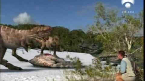 Parque Prehistórico - Capítulo 6 6 - Supercocodrilos 4 5