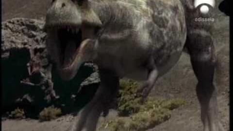 Parque Prehistórico - Capítulo 1 6 - La Vuelta del Tiranosaurio Rex 4 5