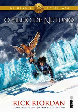 O Filho de Netuno - Livro Brasileiro
