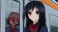 Megumi jealous