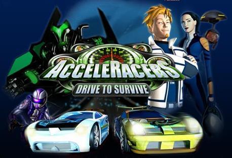 Acceleracers Movie Series Acceleracers Wiki Fandom