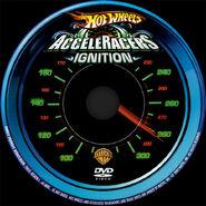 ALan Andrews DVD Acceleracers o