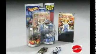 World Race 2003 Video Packs commercial