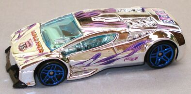 Brach's car