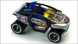 Roadbeasts car