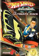 Acceleracers Ultimate Race DVD