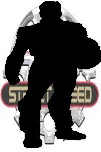 Street Breed Male Silhouette