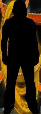 Acceledrome Crew Male Silhouette