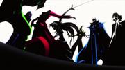 Black Lotus killing the Red King