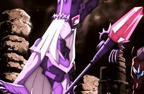 Purple Thorn 01