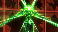 Overdrive Green Mode