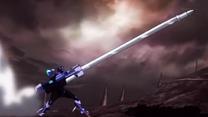Lightning Cyan Spike (Ataque)