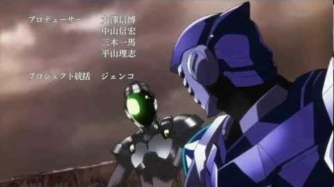 Accel World Opening 2-0