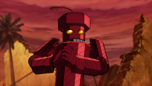 Crimson Kingbolt