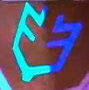 Cyan Pile Legion logo