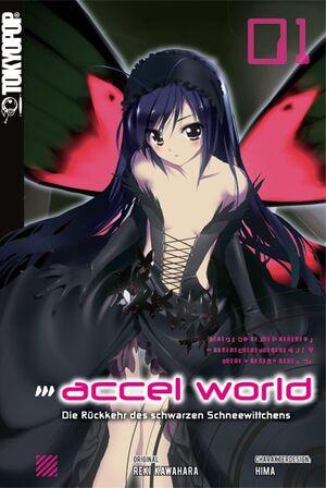 Accel World Novel 01