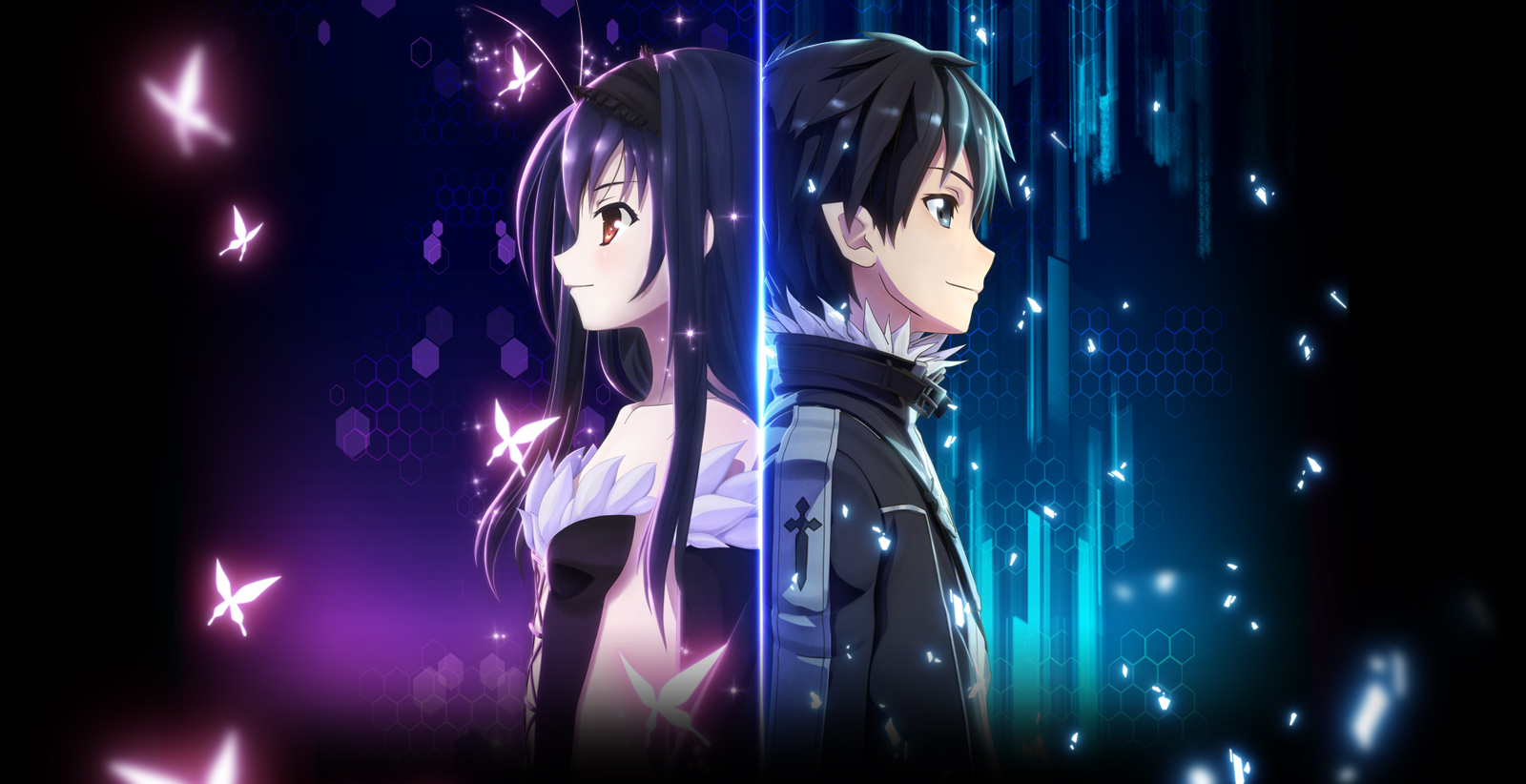 Accel World VS Sword Art Online Millennium Twilight key art.png