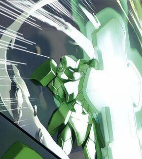 Green Grandee Manga