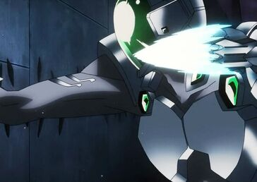 IS ofensivo Silver Crow