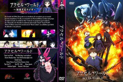 Anime Portada DVD