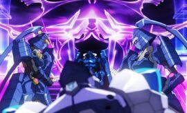 Blue Knight corte