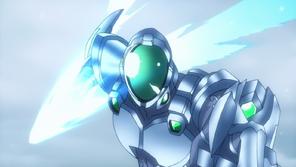 Laser Sword ( Ataque Incarnate)