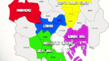 Mapa de las legiones
