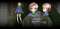 Accel World Anime Character Designs Chiyuri Kurashima