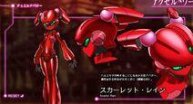 Accel World Anime Character Designs Kozuki Yuniko 3