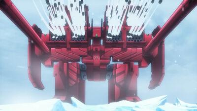 Inmovible Fortress (ataque)