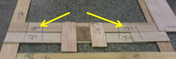 Template connectors