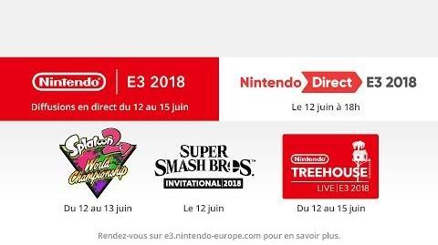 1er jour de Nintendo à l'E3 2018