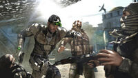 Splinter cell blacklist action