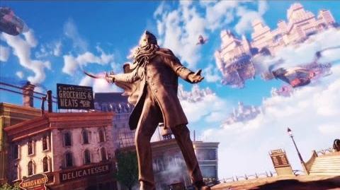 "Bioshock Infinite ""L'Agneau de Columbia"" Bande Annonce VF"