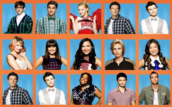 Perso glee