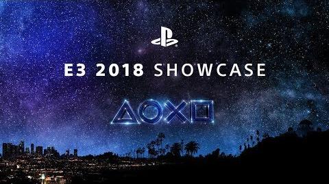 E3 2018 PlayStation Showcase English