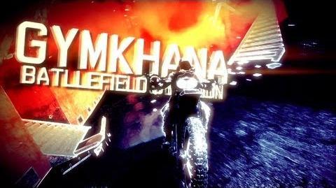 Battlefield 3 GYMKHANA EDITION