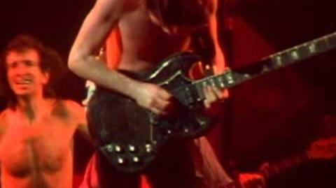 AC DC - Let There Be Rock (Live - Apollo Theatre, 1978)