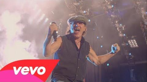 AC DC - Rock N Roll Train (Live At River Plate 2009)