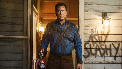 It's a Family Affair on Season 3 of 'Ash vs. Evil Dead'