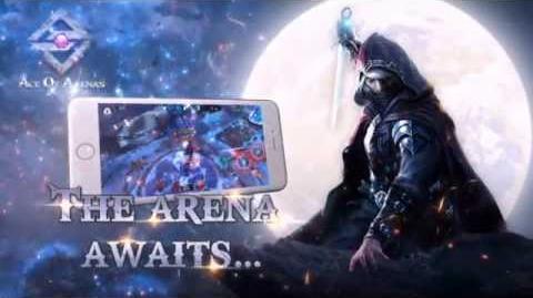 Ace of Arenas - Introducing Kadar