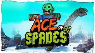 Ace of Spades Zombie Logo